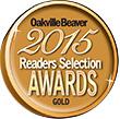 Award 2015 Gold