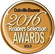 Award 2016 Gold