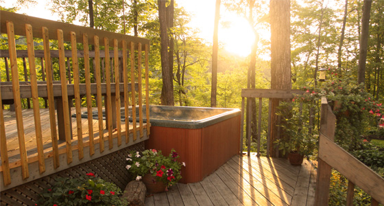 hot tubs oakville